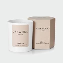 Sómas Studio- Oakwood & Musk