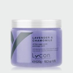 Lycon Lavender & Chamomile Sugar Scrub, 520g
