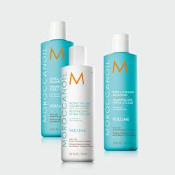 Moroccan Oil Trio Offer- Extra Volume Shampoo x 2 + Conditioner
