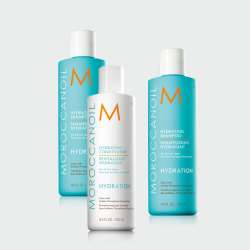 Moroccan Oil Bundle Offer- Hydrating Shampoo x 2 + Conditioner