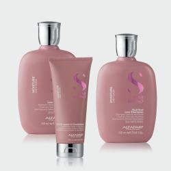 Alfaparf Trio Offer- Moisture- Nutritive Shampoo x 2 + Conditioner