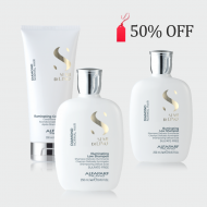 Alfaparf  Bundle Offer 50% OFF a second bottle of shampoo- Diamond Illuminating Shampoo x 2 + Conditioner