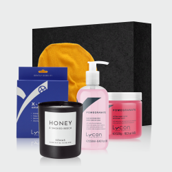 Ultimate Spa Gift Box Pomgranate