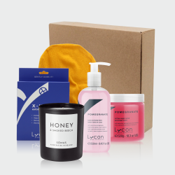 Ultimate Spa Box Pomgranate