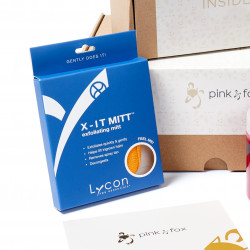 Lycon X-It Exfoliating Mitt