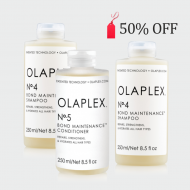 Olaplex Bundle Offer- 50% OFF a second bottle of shampoo- No 4 Shampoo x 2 + No5 Conditioner