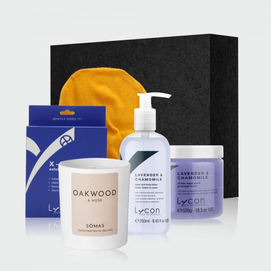 Ultimate Spa Gift Box Lavender