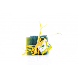 Hierro Aloe Soap - Lemon, 95g